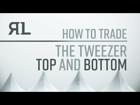 How to Trade the Tweezer Top and Bottom