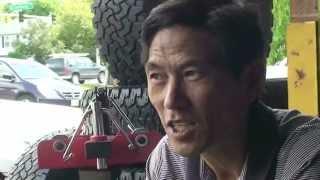Interview: Korean Tire Shop in Baltimore. FEATURED IN BALTIMORE SUN