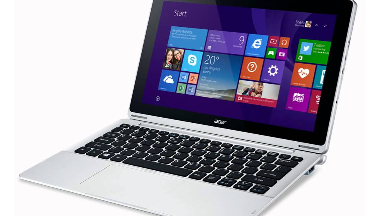 Acer Aspire SW5-111 Drivers for Windows Download