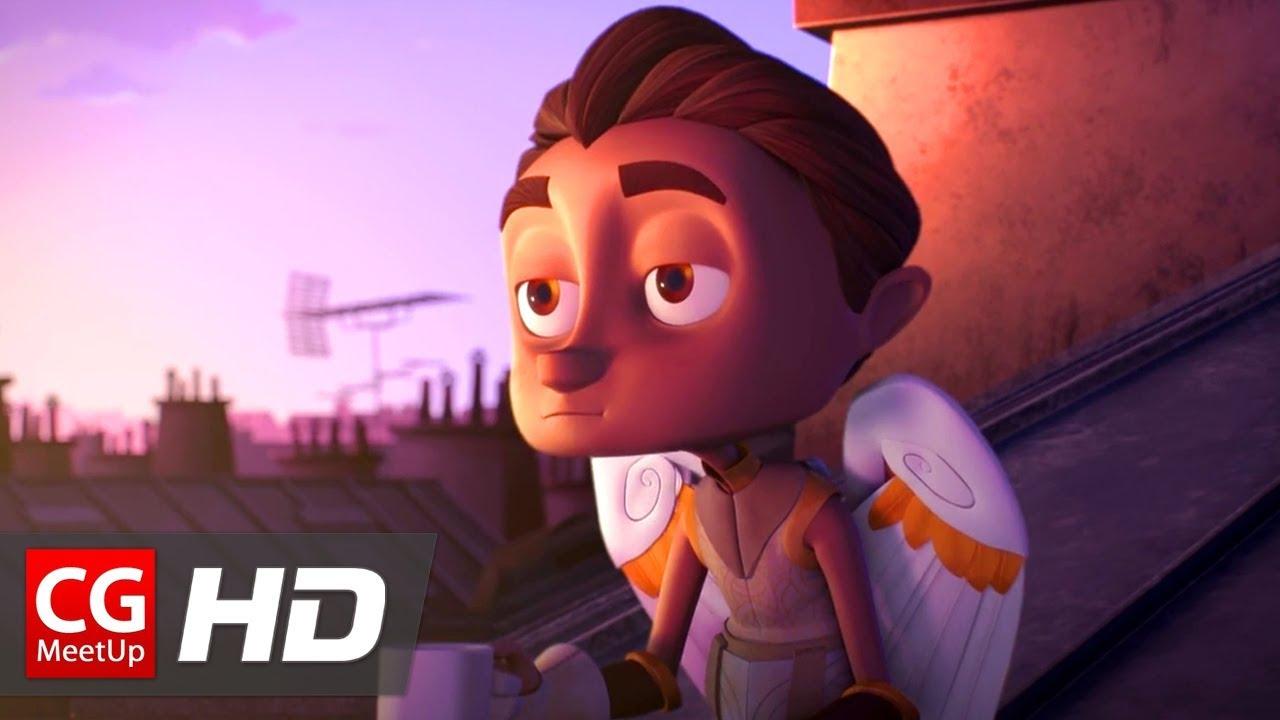 "CGI Animated Short Film: ""Cupid Love is Blind"" / Cupidon by ESMA | CGMeetup #1"