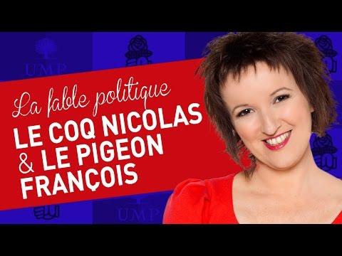 ANNE ROUMANOFF - La fable du coq et du pigeon