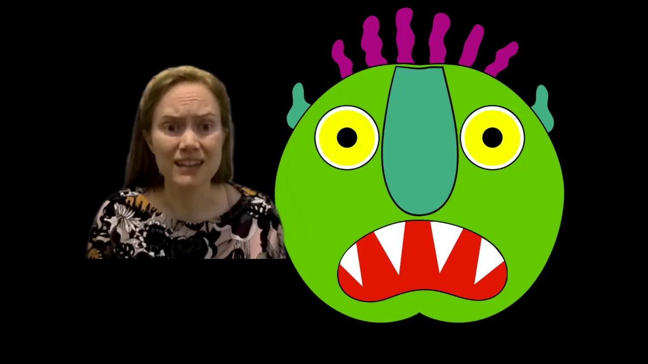 Download Go Away Big Green Monster