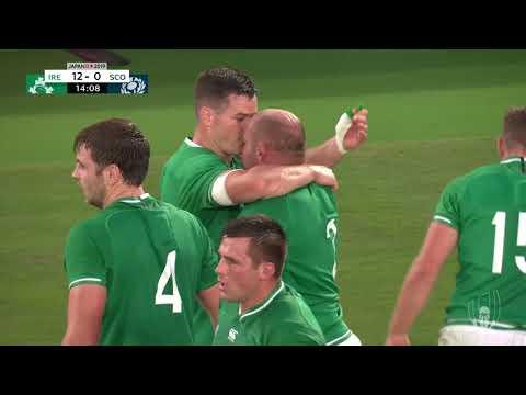 Irish Rugby TV: Ireland 27 Scotland 3 - Highlights