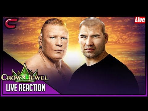 WWE Crown Jewel October 31st 2019 Live Stream: Live Reaction Conman167