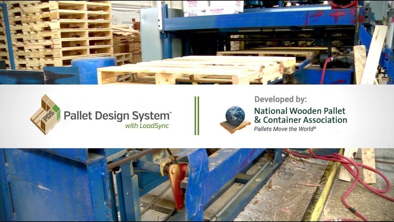 Pallet Design System Pds Challenger Pallet And Supply Inc