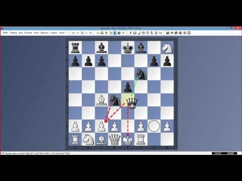 Лекции по шахматам с Иваном Защита двух коней