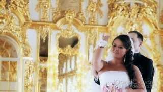 Свадьба Анны и Алексея. Макияж и прическа невесты и жениха: Ульяна Старобинская (26.01.13)