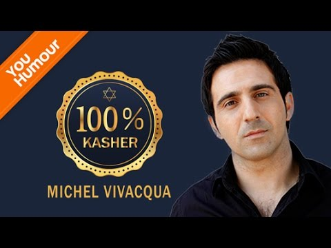 MICHEL VIVACQUA - Docteur Simon, 100% Kasher !