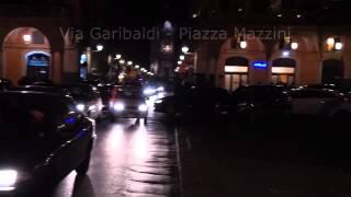 Traffico pazzesco alla notte dei musei di Catania - 14 Marzo 2015