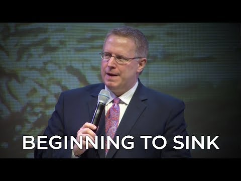Beginning to Sink – Pastor Raymond Woodward
