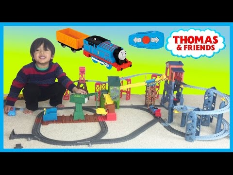 Thomas And Friends Mad Dash On Sodor Remote Control Trains