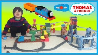 thomas and friends mad dash on sodor remote control thomas toy trains for kids