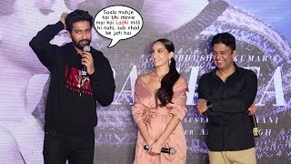 Vicky Kaushal's Back to Back Funny Moments At Pachtaoge Song Success Press Conference