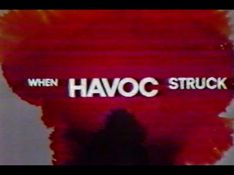 When Havoc Struck - Hurricane Camille - 1978 TV series Glenn Ford