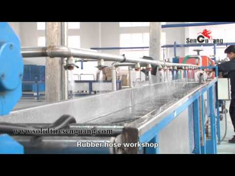 ♨rubber Hose Manufacturing Process♨ Guang Rubber Products