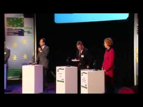 Greg Clark Chairs the first European Cities of Integrations Conference in Rotterdam 2007
