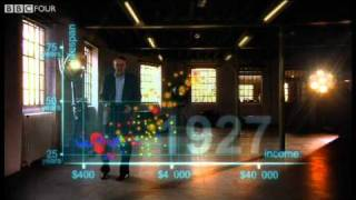 Hans Rosling's 200 Countries, 200 Years, 4 Minutes - The Joy of Stats - BBC Four thumbnail