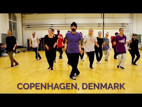 Lite Feet, Old School Hip Hop & Hous Dance Workshop | Copenhagen, Denmark