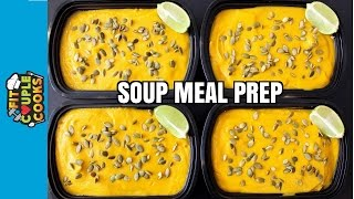 How to Meal Prep - Ep. 38 - CHICKEN & BUTTERNUT SQUASH SOUP