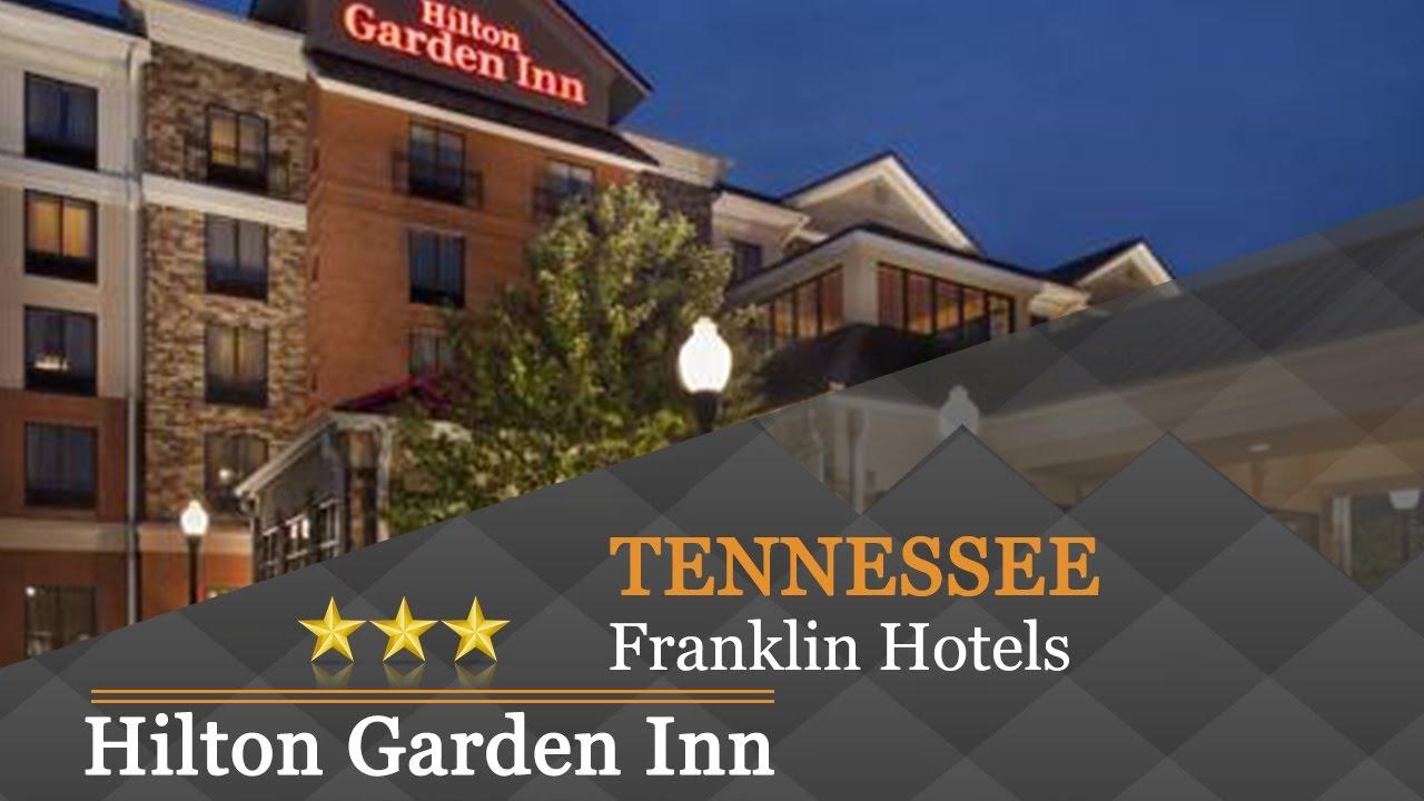 Hilton Garden Inn Nashville/Franklin-Cool Springs - Franklin Hotels ...