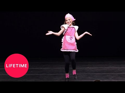 """Dance Moms: Maddie's Tap Solo - """"You and Me Against the World"""" (Season 3) 