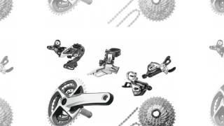 видео Запчасти для велосипедов