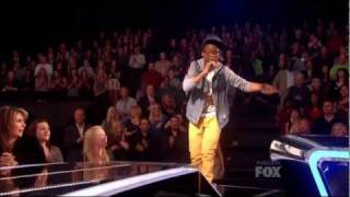 X FACTOR USA - Astro - Jump - Week 1