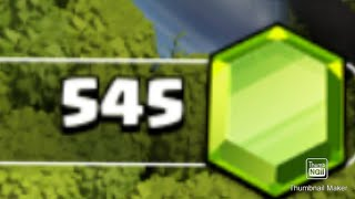 Buying my 3rd Builder In My 2nd Acc COC