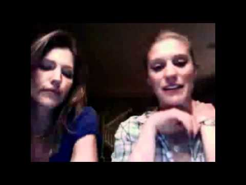 ACTING OUTLAWS - Katee Sackhoff & Tricia Helfer 'LA La Ride' Update - Live Video Chat 01.15.12