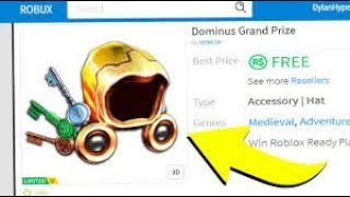 Dominus Hat Free Roblox - Wholefed org