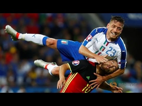 Italy vs Belgium Post Match Analysis Reaction - Euro 2016 - 2-0