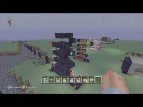 Minecraft - Prich's World - Record Launches