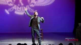 Max Amini - On Persian Singer Ebi - totally Improvised.