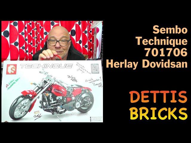 Sembo Technique 701706 Herlay Dovidsan - ein Versuch