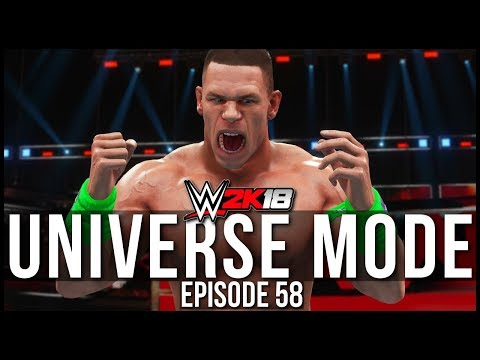 WWE 2K18 | Universe Mode - 'SAY YEAH!' | #58