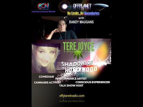 OffPlanet TV-02-24-16-Tere Joyce: Shadows of Hollywood