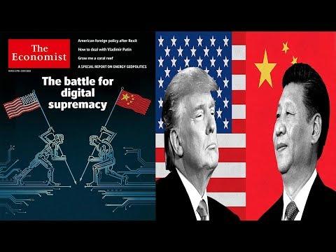 THE ECONOMIST ANUNCIA OTRA GUERRA ENCUBIERTA ENTRE EE. UU. Y CHINA