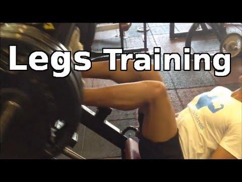 FRÈRES D'HALTÈRES - LEGS TRAINING