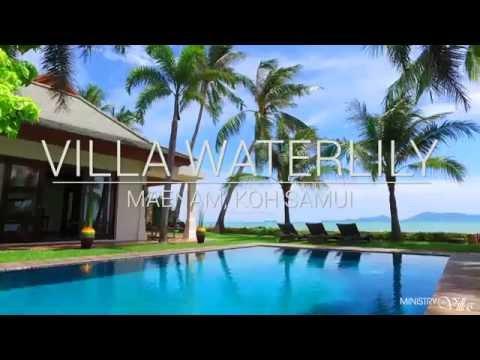 Villa Waterlily – Maenam, Koh Samui