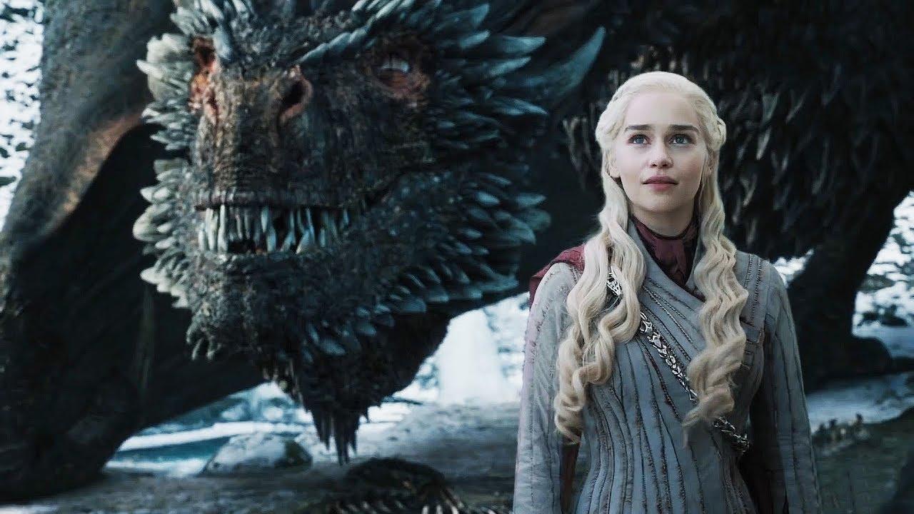 Игра престолов 8 сезон 7 серия [[HD]] 21-11-2019 ...