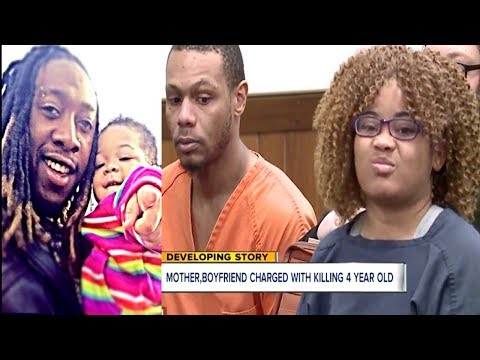 Dad Cries Out As Child Mom & Boyfriend Are Charged With Murder.