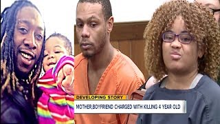 Dad Cries Out As Child Mom \u0026 Boyfriend Are Charged With Murder.