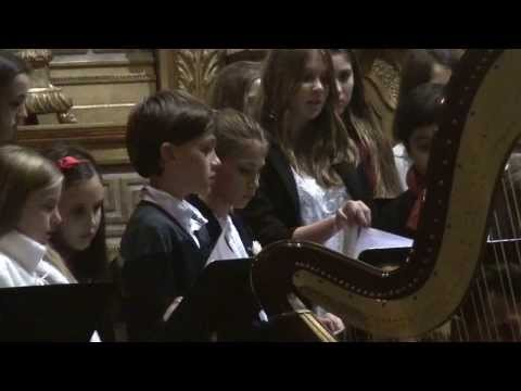 Chœur des enfants - Opéra de Nice