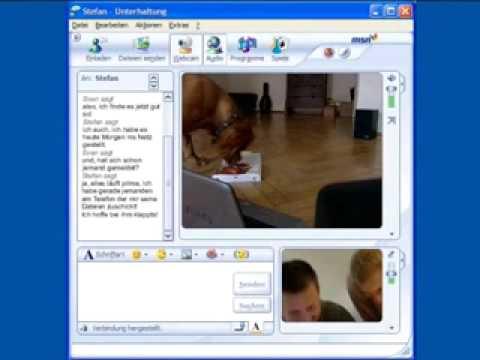 MSN Videochat