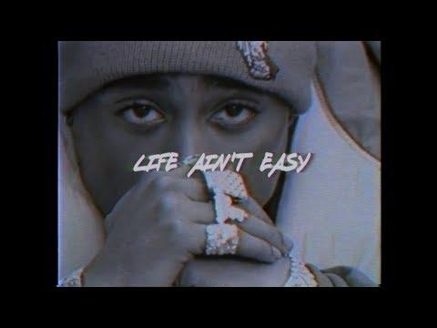 FREE | Life Ain't Easy - Tupac type beat | 2pac instrumental | prod. sketchmyname