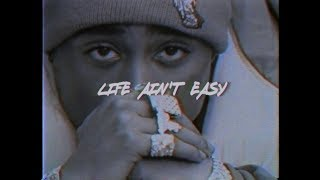 Gambar cover FREE | Life Ain't Easy - Tupac type beat | 2pac instrumental | prod. sketchmyname