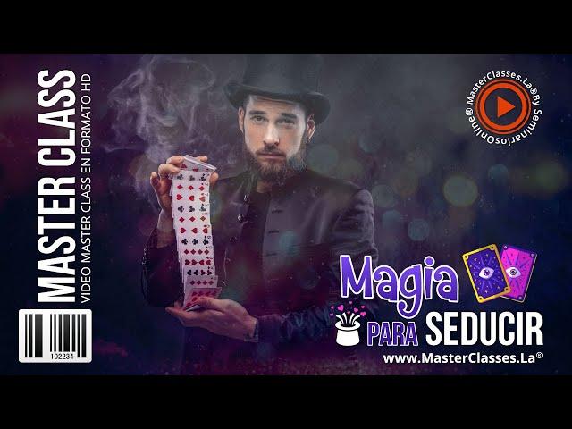 Magia para seducir - Sorprende y conquista.