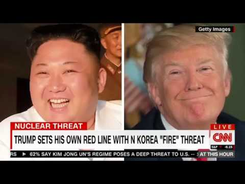CNN At This Hour 8/9/17 - N Korea Threatens Guam After Trump's 'Fire' Rhetoric