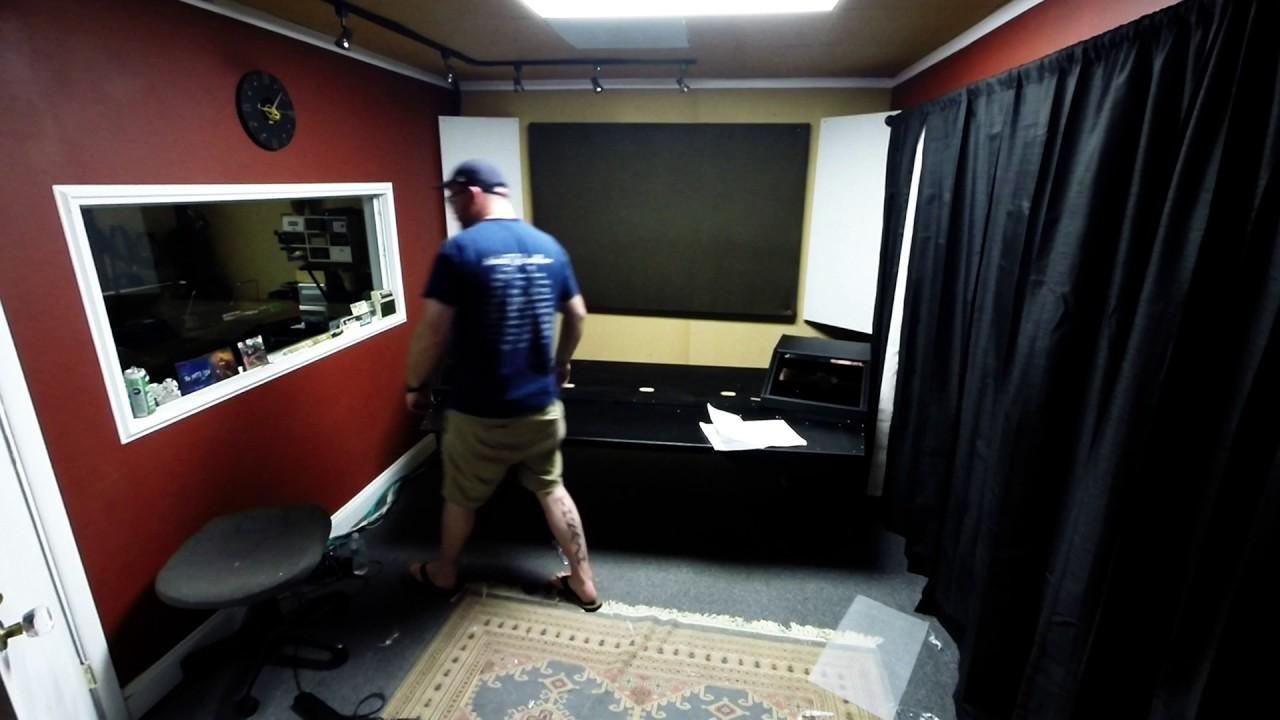 shaved cat recording studio