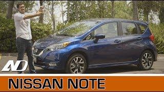 видео Nissan Note